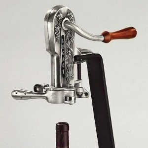 Wine Enthusiast Legacy Corkscrew  Antique