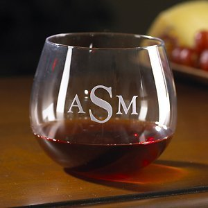 Wine Enthusiast Pinot Stemless Glasses