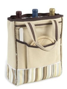 Picnic Ascot Santa Triple Carrier
