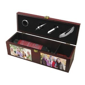 Keepsake Wine Box Gift Set