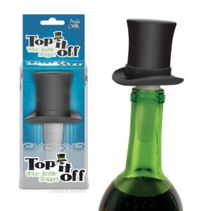 Accoutrements Top Wine Bottle Stopper